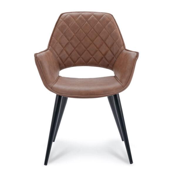 Happy Chairs - Armstoel Moreno - PU-Mat