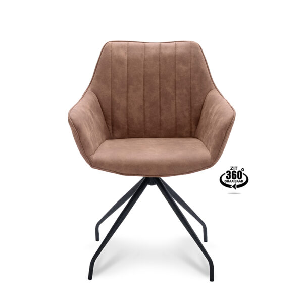Happy Chairs - Armstoel Sascha - Cowboy