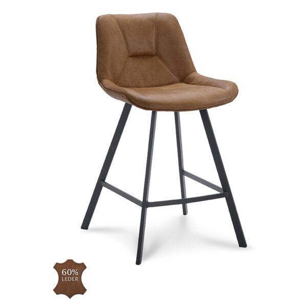 Happy Chairs - Barkruk Hugo Zithoogte 65 - Bull