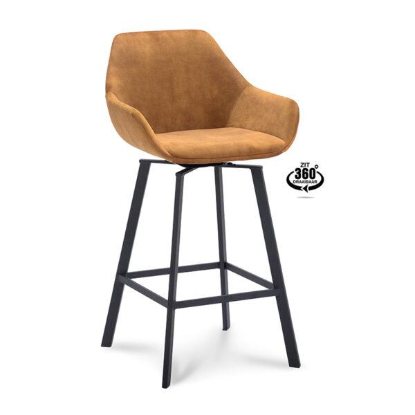 Happy Chairs - Barkruk Nacho ZH65 - Velvet