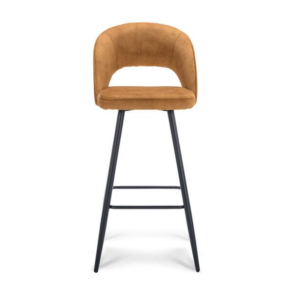 Happy Chairs - Barkruk Raphael ZH80 - Velvet