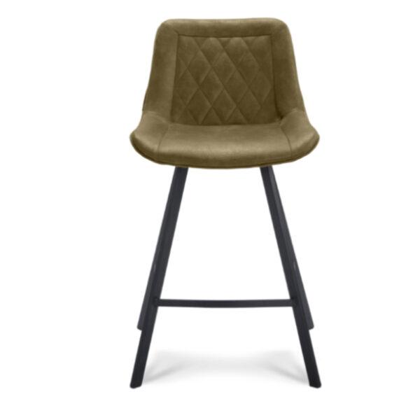 Happy Chairs - Barkruk Xavi Zithoogte 65 - Bull