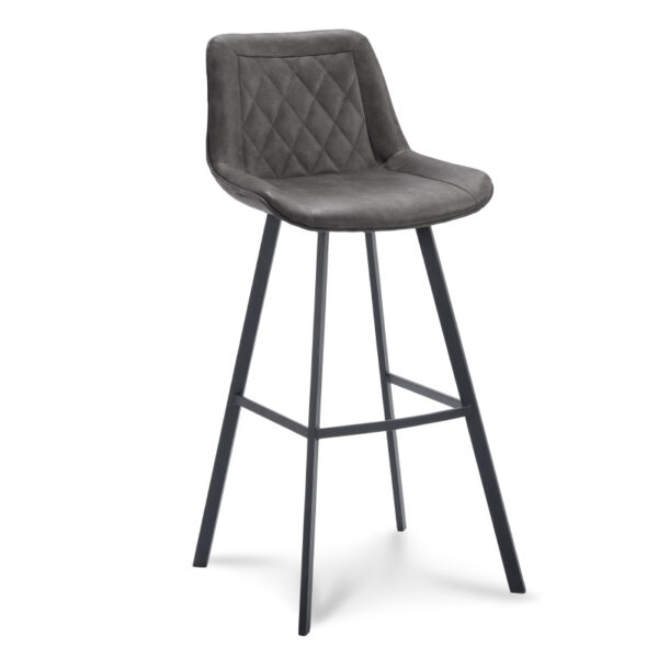 Happy Chairs - Barkruk Xavi Zithoogte 80 - Bull