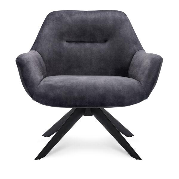 Happy Chairs - Fauteuil Alvaro - Velvet