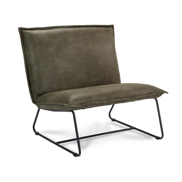 Happy Chairs - Fauteuil Elias 1.5 Zits - Rawhide