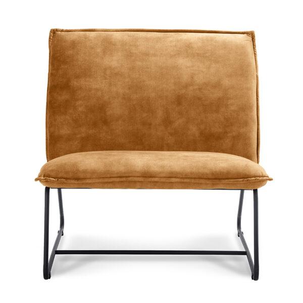 Happy Chairs - Fauteuil Elias 1.5 Zits - Velvet