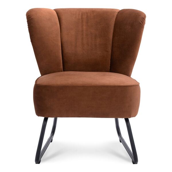 Happy Chairs - Fauteuil Enrique - Velvet