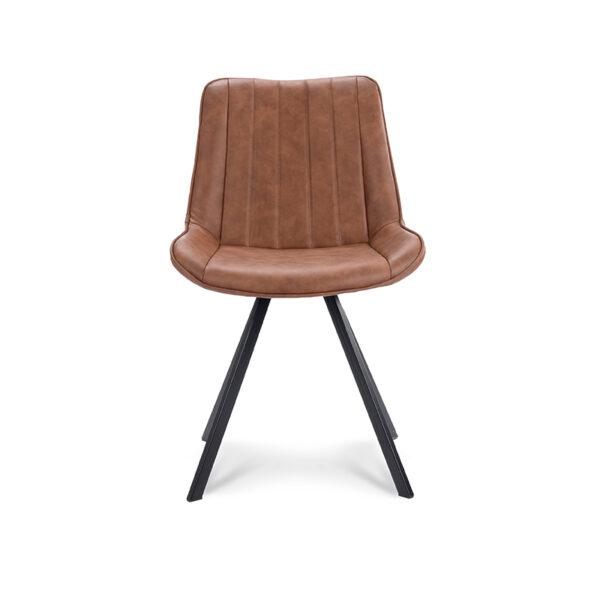 Happy Chairs - Stoel Chavez - PU-Mat