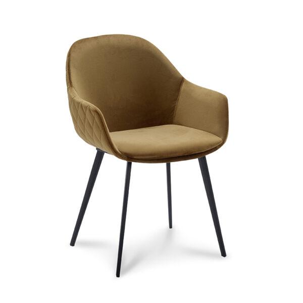Happy Chairs - Armstoel Garcia - Velvet
